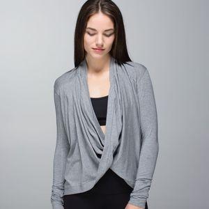 Lululemon Iconic Wrap Wear Both Ways